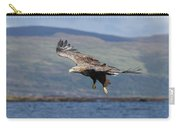 White-tailed Eagle Over Loch Carry-all Pouch