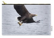 White-tailed Eagle With Catch Carry-all Pouch
