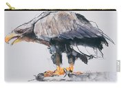 White Tailed Sea Eagle Carry-all Pouch