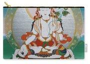 White Tara Chintamani Sita Tara Carry-all Pouch