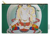 White Tara Carry-all Pouch
