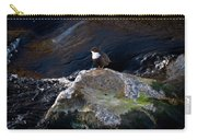 White-throated Dipper Nr 1 Carry-all Pouch