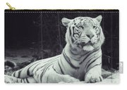 White Tiger 16 Carry-all Pouch