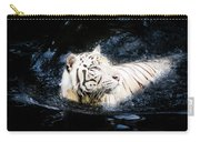 White Tiger 21 Carry-all Pouch