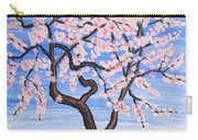 White Tree, Painting Carry-all Pouch