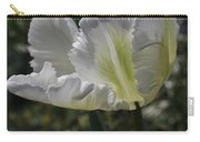 White Tulip 1 Carry-all Pouch
