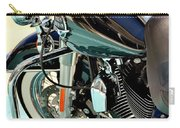 White Wall Hog Carry-all Pouch
