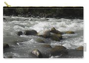 White Waters Carry-all Pouch
