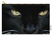 White Whiskers Carry-all Pouch