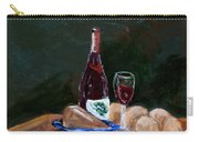 White Wine Carry-all Pouch
