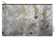 White Wit Carry-all Pouch