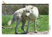 White Wolf 3 Carry-all Pouch