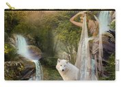 White Wolf Falls Carry-all Pouch