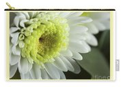 White Mum Card Carry-all Pouch