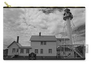 Whitefish Point Lighthouse Carry-all Pouch