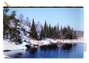 Whiteshell Provincial Park Carry-all Pouch