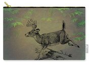 Whitetail Buck Carry-all Pouch