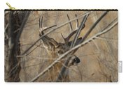 Whitetail Buck Square Carry-all Pouch