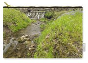 Whitewater Bridge And Dam Scene 13 Carry-all Pouch