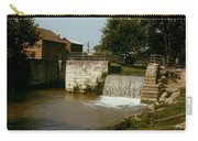 Whitewater Canal Locks Metamora Indiana Carry-all Pouch