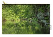 Whitewater River Scene 50 Carry-all Pouch
