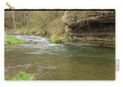 Whitewater River Spring 42 Carry-all Pouch
