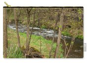 Whitewater River Spring 43 Carry-all Pouch