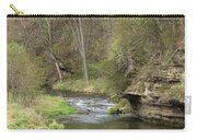 Whitewater River Spring 45 A Carry-all Pouch
