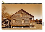 Whitney Plantation Slave Cabin In Wallace Louisiana Carry-all Pouch
