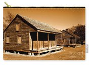 Whitney Plantation Slave Cabins Carry-all Pouch