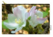 Who Here Has Seen Apple Blossoms In Late Summer Carry-all Pouch