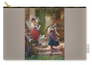 Who Others A Pit Digs Hans Zatzka Carry-all Pouch