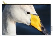 Whooper Swan Carry-all Pouch