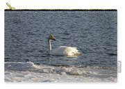 Whooper Swan Nr 3 Carry-all Pouch