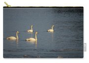 Whooper Swan Nr 8 Carry-all Pouch