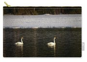 Whooper Swan Nr 9 Carry-all Pouch