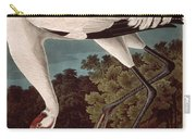 Whooping Crane Carry-all Pouch