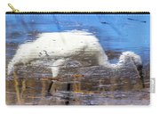 Whooping Crane Reflection Carry-all Pouch