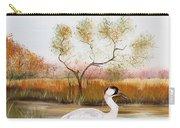 Whooping Cranes-jp3152 Carry-all Pouch