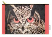 Whoot Owl Carry-all Pouch