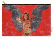 Whore Of Babylon By Mb Carry-all Pouch