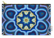Whorl Kaleidoscope Carry-all Pouch