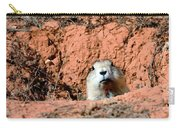 Who's There? Carry-all Pouch