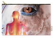 Whose I Is Eckharts Eye Carry-all Pouch