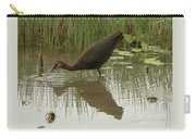 Whtie Faced Ibis 2 Carry-all Pouch