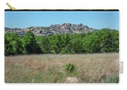 Wichita Mountains Wildlife Refuge - Oklahoma Carry-all Pouch
