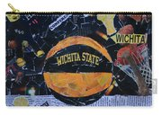 Wichita State University Shockers Collage Carry-all Pouch