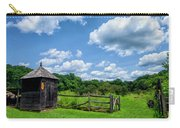 Wick Farm Carry-all Pouch
