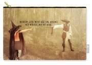 Wicked Quote Carry-all Pouch