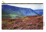 Wicklow Heather Carpet Carry-all Pouch